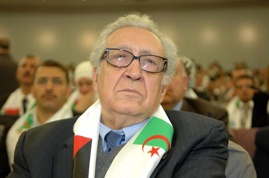 Pour Lakhdar Brahimi, «l'intervention de l'Otan en Libye a détruit le pays». New Press