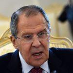 Sergueï Lavrov, chef de la diplomatie russe. D. R.