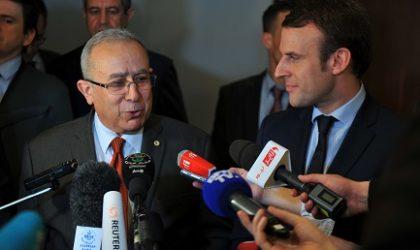 Lamamra : Emmanuel Macron, «un ami de l'Algérie»