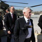 Le nouveau patron du Pentagone, Jim Mattis. Que se trame-t-il à Washington ? D. R.