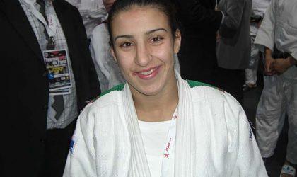 Championnats d'Afrique de judo : l'or pour Meriem Moussa et le bronze pour Faiza Aissahine