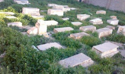 La LADDH dénonce des agressions contre deux cimetières juif et chrétien