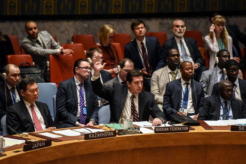 La Russie et la Bolivie ont voté contre. D. R.