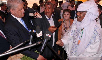 Sellal : «L'Algérie a fermé ses frontières pour préserver la sécurité et la stabilité»
