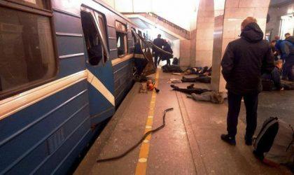 L'Algérie condamne l'attentat de Saint-Pétersbourg