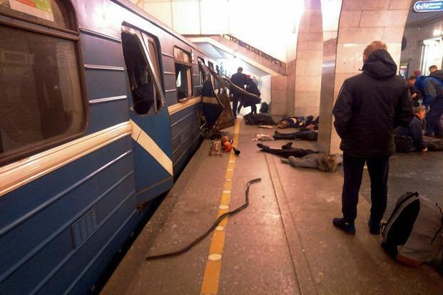 L'attentat a fait plusieurs victimes. D. R.