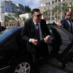 Al-Sarraj à Alger en octobre 2016. New Press
