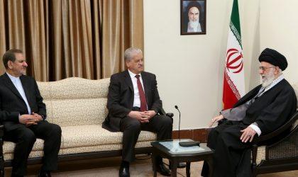 Déformation des propos de Sellal : les Iraniens rectifient le tir «timidement»