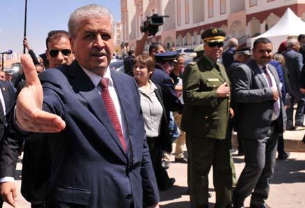 Aujourd'hui à Djelfa, Sellal propose son plan pour juguler la crise des prix. New Press