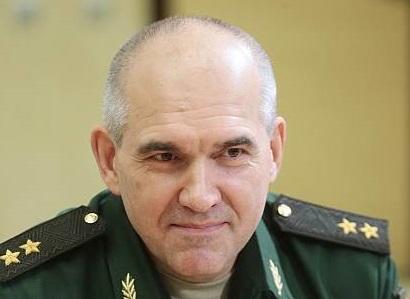 Le lieutenant-général Sergeï Rudskoï. D. R.