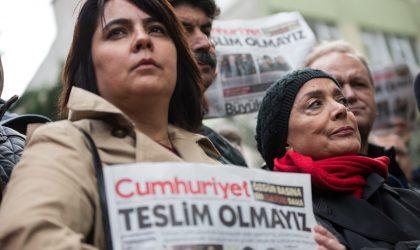Turquie : lourdes peines requises contre des journalistes