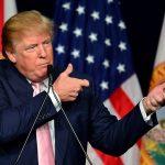Donald Trump veut frapper là où ça fait mal. Sa cible : la Chine. D. R.