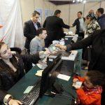 Les électeurs sont répartis sur 186 bureaux de vote. D. R.
