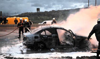 Accidents de la route : le nombre de décès recule de 8,14% au premier trimestre