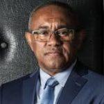 Ahmad Ahmad, président de la CAF. D. R.