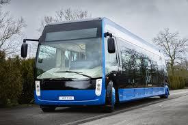 La SNVI construira un bus électrique