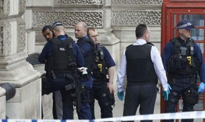 Une femme blessée et six personnes arrêtées à Londres