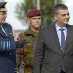 Le ministre belge de la Défense, Steven Vandeput. D. R.
