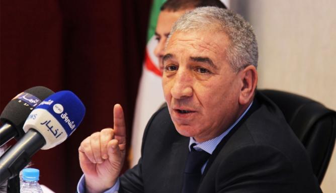 Abderrahmane Benhamadi, président du conseil d'administration de Condor. D. R.