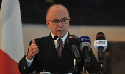 Bernard Cazeneuve : «Les relations entre la France et l'Algérie sont exceptionnelles»