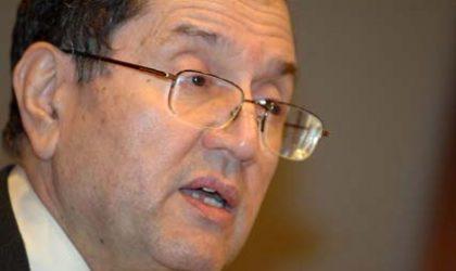 Boutarfa : «L'Algérie n'a pas besoin actuellement de gaz de schiste»