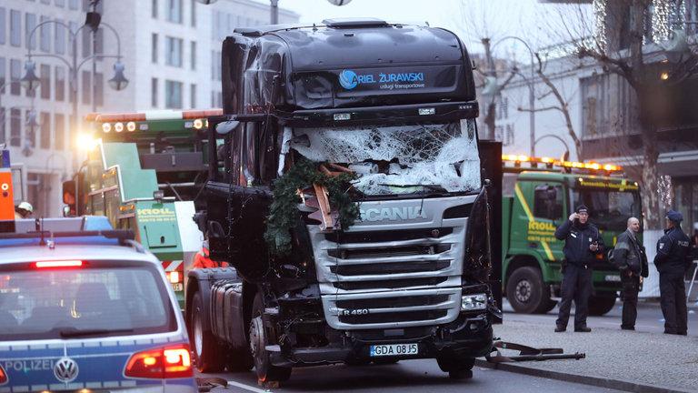 Un camion suffit pour faire un massacre. D. R.