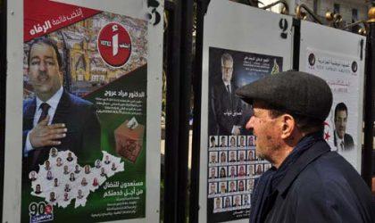 Les partis mettent le paquet sur Alger pour clore leur campagne électorale