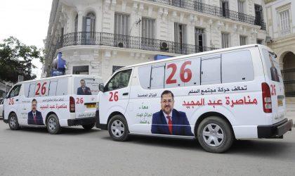 Campagne électorale : quand les islamistes algériens singent leurs mentors turcs