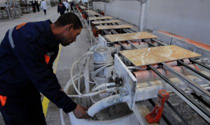Exportations de céramique espagnole vers l'Algérie en hausse