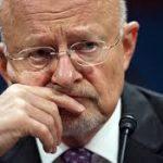 James Clapper, directeur du Renseignement américain. D. R.