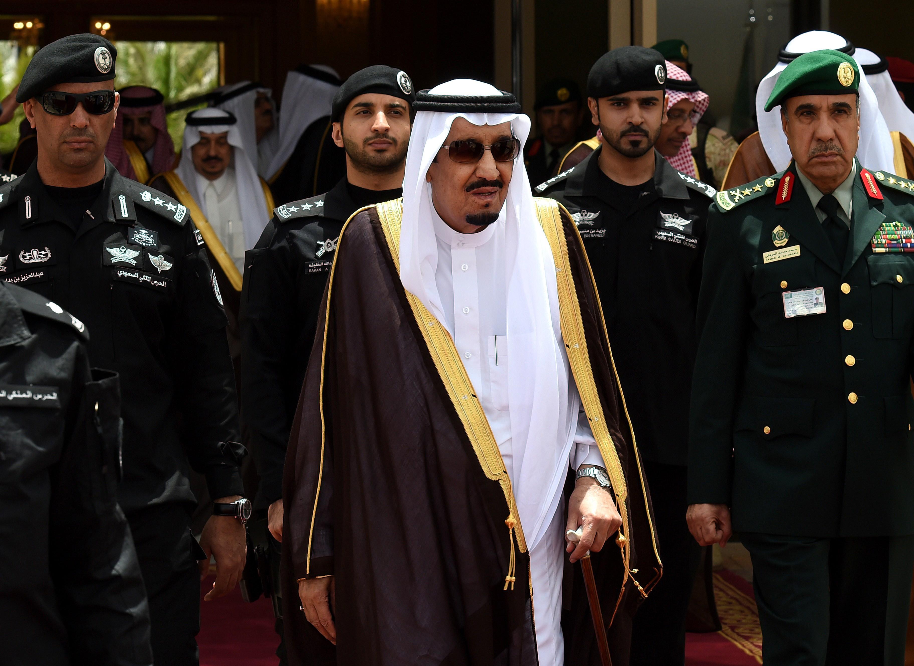 La grogne qui gagne les Saoudiens inquiète la famille régnante au plus haut point. D. R.