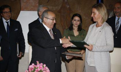 Mogherini en visite officielle en Algérie à partir de samedi