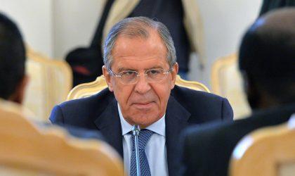 Lavrov : «L'OIAC doit enquêter sur le terrain en Syrie»