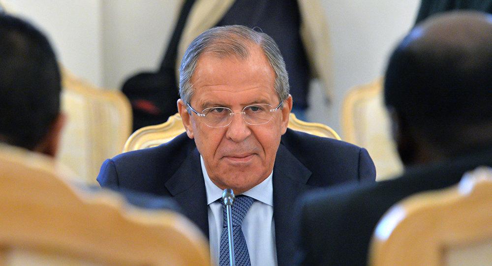 Sergueï Lavrov. D. R.
