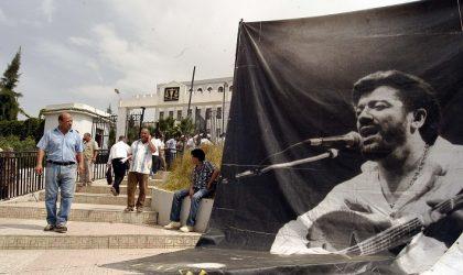 Une statue de Matoub Lounès suscite la polémique à Béjaïa
