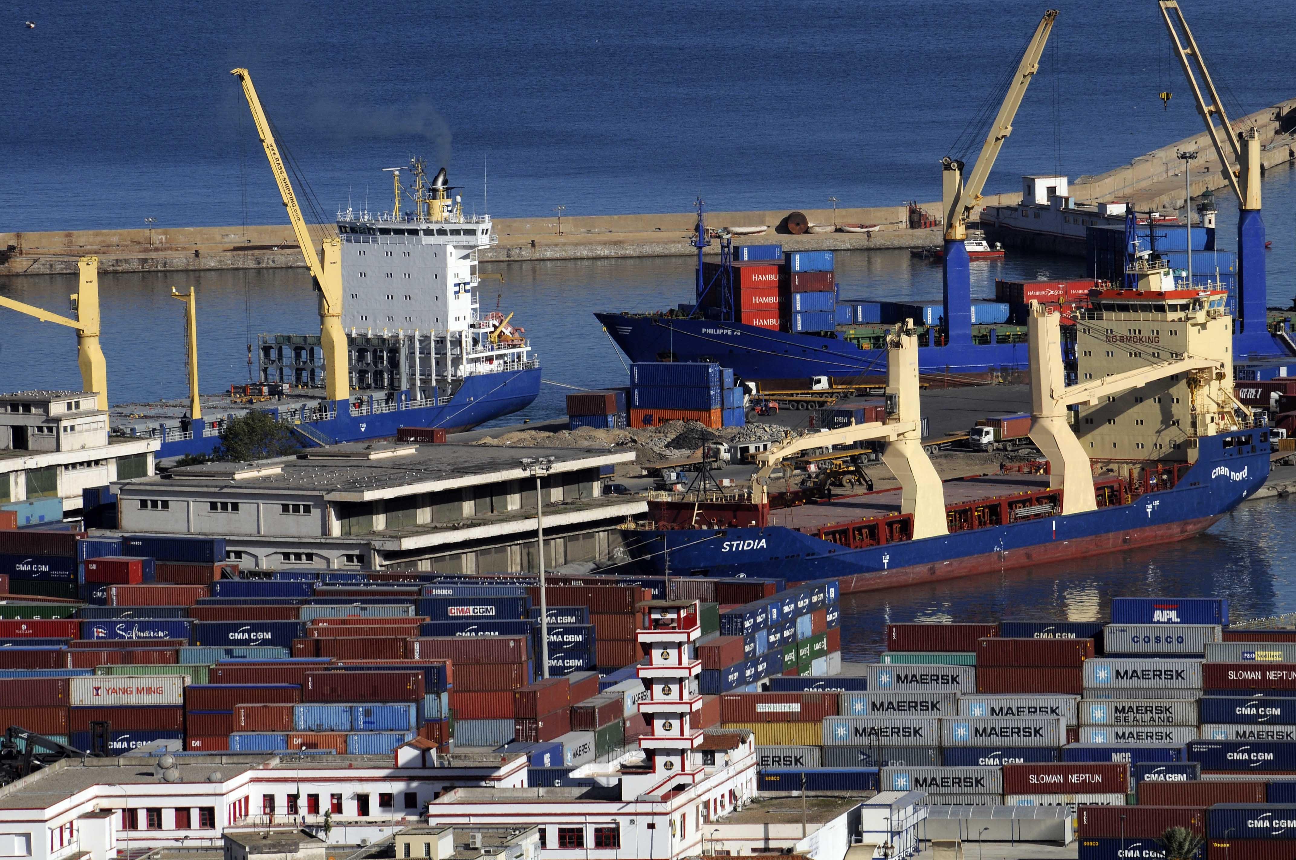 Les exportations ont augmenté à 8,944 milliards de dollars. New Press