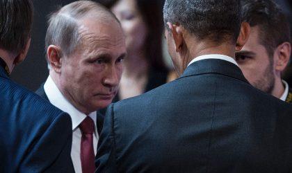 Poutine : «Les relations russo-américaines étaient meilleures sous Barack Obama»
