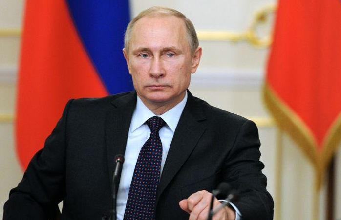 Le président russe, Vladimir Poutine. D. R.
