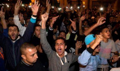Maroc : nouvelles manifestations dans les rues d'Al-Hoceima