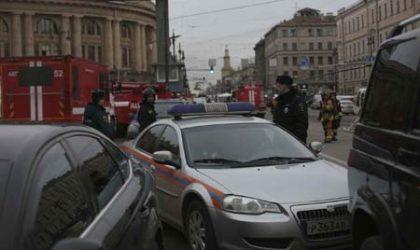 Un suspect dans l'attentat de Saint-Pétersbourg arrêté