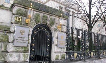 Projet d'attentat contre l'ambassade de Russie à Berlin