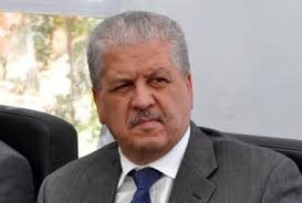 Le Premier ministre Abdelmalek Sellal. D. R.