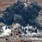 La frappe a eu lieu au moment où l'armée repoussait des attaques terroristes. D. R.
