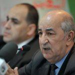 Abdelmadjid Tebboune. New Press