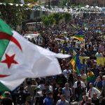 Célébration populaire du printemps amazigh à Tizi Ouzou. New Press