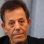Hocine Zehouane, président d'une aile de la LADDH. New Press