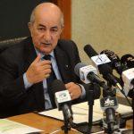 Le nouveau Premier ministre, Abdelmadjid Tebboune. New Press
