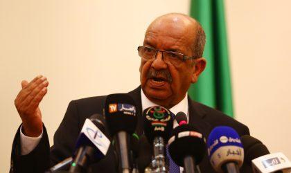 Messahel repart en Libye pour prôner le dialogue