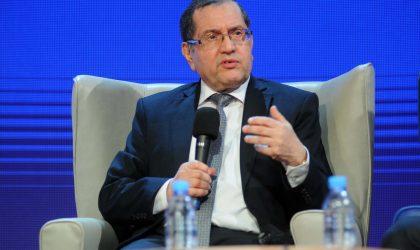 Alger et Moscou veulent une meilleure maîtrise des prix du baril