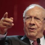 Béji Caïd Essebsi. D. R.